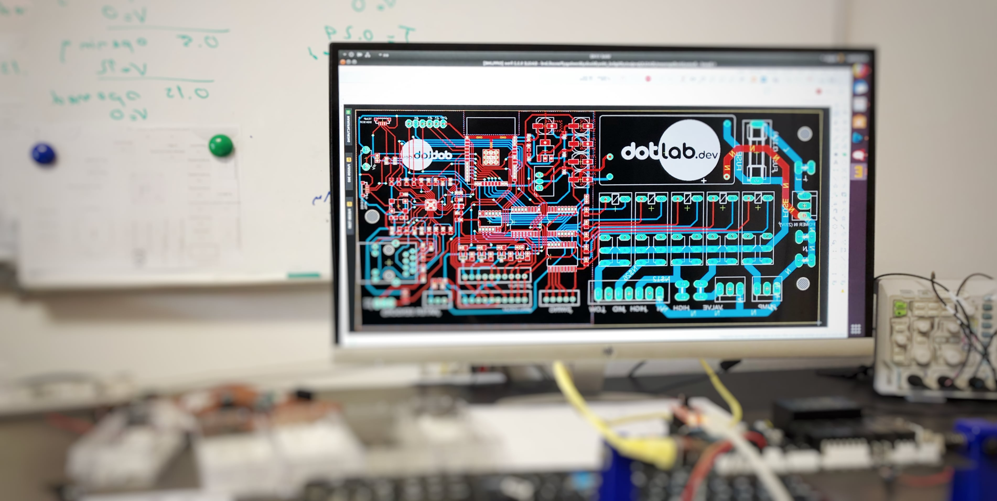 What we do? | Dotlab | IoT Solutions